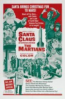 Santa Claus Conquers the Martians movie poster (1964) picture MOV_9d874430
