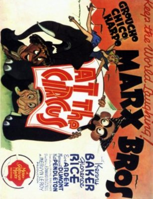 At the Circus movie poster (1939) poster MOV_9d875967