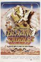 Blazing Saddles movie poster (1974) picture MOV_9d8a7b1a