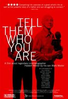 Tell Them Who You Are movie poster (2004) picture MOV_9d8b7be4
