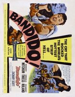 Bandido movie poster (1956) picture MOV_9d8c62f4