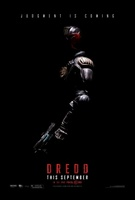 Dredd movie poster (2012) picture MOV_9d8d2b72