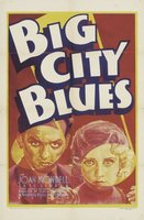 Big City Blues movie poster (1932) picture MOV_9d950fb3
