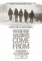 Where Soldiers Come From movie poster (2011) picture MOV_9d9593a2