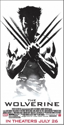 The Wolverine movie poster (2013) poster MOV_9d96c568