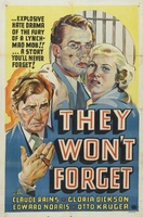 They Won't Forget movie poster (1937) picture MOV_9d98cdf2