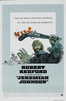 Jeremiah Johnson movie poster (1972) picture MOV_9da3b9e6