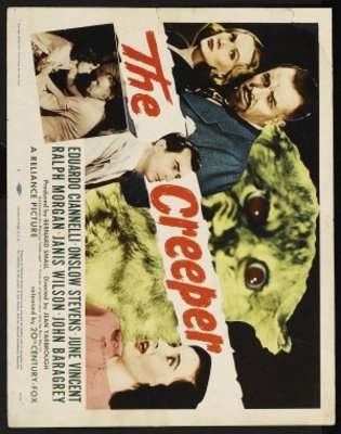 The Creeper movie poster (1948) poster MOV_9da92467