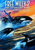 Free Willy 2: The Adventure Home movie poster (1995) picture MOV_9dabc6e1