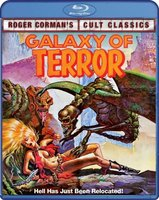 Galaxy of Terror movie poster (1981) picture MOV_9dacc94a