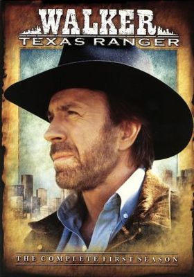 Walker, Texas Ranger movie poster (1993) poster MOV_9dae0c43