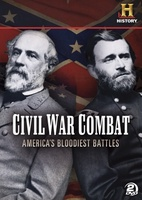 Civil War Combat: America's Bloodiest Battles movie poster (1999) picture MOV_9db1bbc6