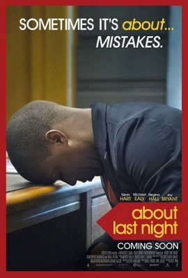 About Last Night movie poster (2014) poster MOV_9db49f3b