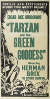 Tarzan and the Green Goddess movie poster (1938) picture MOV_9dbe530a