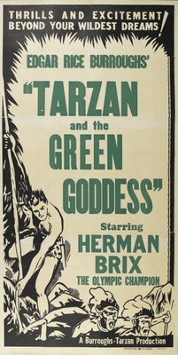 Tarzan and the Green Goddess movie poster (1938) poster MOV_9dbe530a