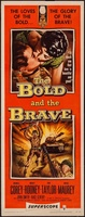 The Bold and the Brave movie poster (1956) picture MOV_9dc62451