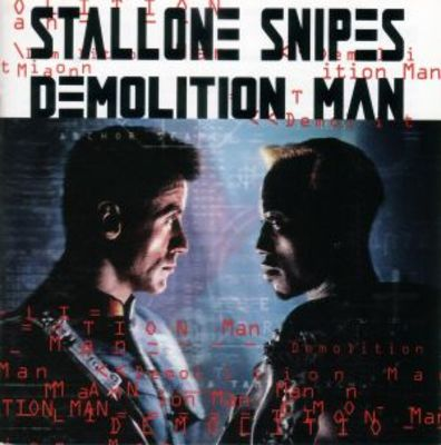 Demolition Man movie poster (1993) poster MOV_9dc6f0ec