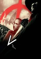 V For Vendetta movie poster (2005) picture MOV_9dc80f7c