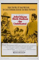 The Undefeated movie poster (1969) picture MOV_9dcd8bc1