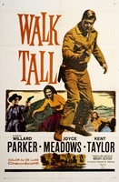 Walk Tall movie poster (1960) picture MOV_9dd91740