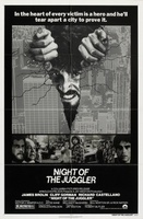 Night of the Juggler movie poster (1980) picture MOV_9dd9292a