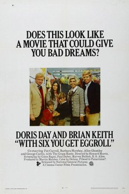 With Six You Get Eggroll movie poster (1968) poster MOV_9ddab602