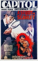 A Study in Scarlet movie poster (1933) picture MOV_9ddcba98