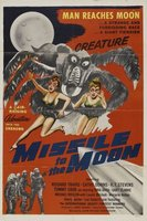 Missile to the Moon movie poster (1958) picture MOV_9ddcc77e