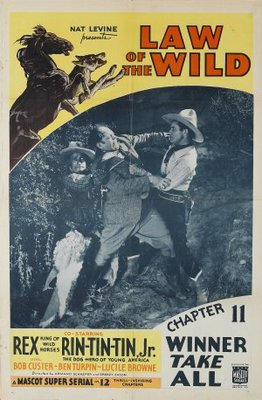 Law of the Wild movie poster (1934) poster MOV_9dded74c