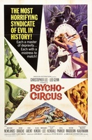 Circus of Fear movie poster (1966) picture MOV_9de22018