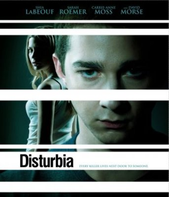 Disturbia movie poster (2007) poster MOV_9de29ff9