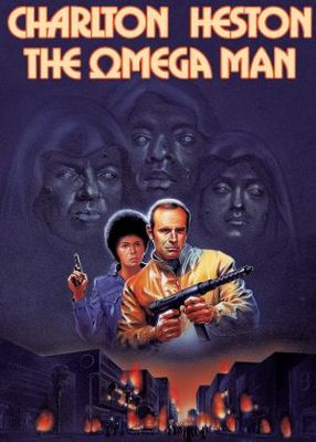 The Omega Man movie poster (1971) poster MOV_9de8cbd9