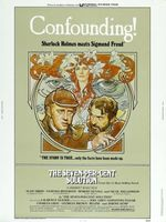 The Seven-Per-Cent Solution movie poster (1976) picture MOV_9de9bf00