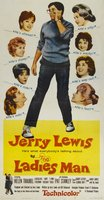 The Ladies Man movie poster (1961) picture MOV_9de9d1d7