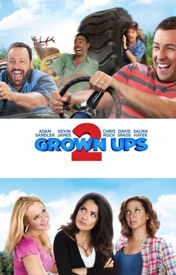 Grown Ups 2 movie poster (2013) poster MOV_9debb17e