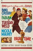 High Time movie poster (1960) picture MOV_9dec3062