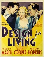 Design for Living movie poster (1933) picture MOV_9ded1ca5