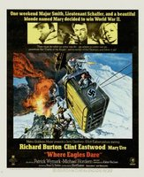 Where Eagles Dare movie poster (1968) picture MOV_9ded4840