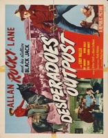 Desperadoes' Outpost movie poster (1952) picture MOV_9dee7980