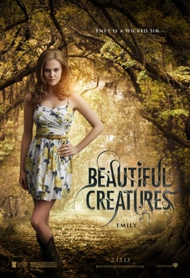 Beautiful Creatures movie poster (2013) poster MOV_9df2718d