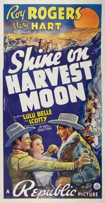 Shine On, Harvest Moon movie poster (1938) poster MOV_9df590ad