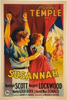 Susannah of the Mounties movie poster (1939) picture MOV_9df5e856