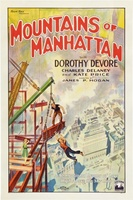 Mountains of Manhattan movie poster (1927) picture MOV_9df9e281