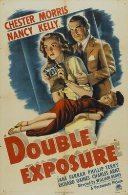Double Exposure movie poster (1944) poster MOV_9dff11c8