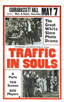 Traffic in Souls movie poster (1913) poster MOV_9dff789f