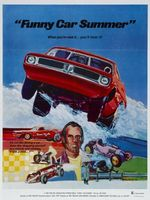 Funny Car Summer movie poster (1974) picture MOV_9e02a8e2