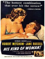 His Kind of Woman movie poster (1951) picture MOV_9e05a3e4