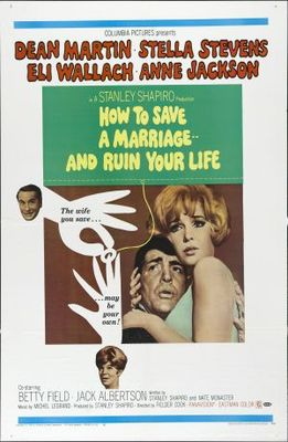 How to Save a Marriage movie poster (1968) poster MOV_9e08c950
