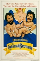 Cheech & Chong's The Corsican Brothers movie poster (1984) picture MOV_9e14cb76