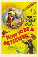 How to Be a Detective movie poster (1952) picture MOV_9e152029
